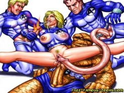 XMen superheroes hardcore sex Famous film stars XMen showing the