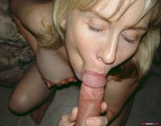 Real amateur milfs sucking on a cock #67724527