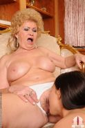 The most ecstatic hot milfs and lusty matures enjoy some mind-blowing lesbian se #76223395