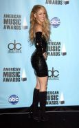 Shakira showing the best ass on the world in leather skirt and her body in bikin