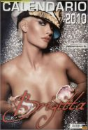 Brigitta Bulgari fully nude killer body in her official 2010 calendar