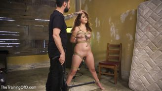 Training Callie Klein to be an Obedient, Willing, Dirty Slut!