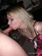 Picture selection of a group of amateur chicks sucking cocks