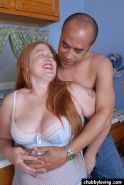 Ginger Chubber Gets Fucked