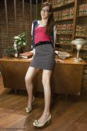 Mistress Kara is a hot Milf Librarian who will Punish misbehavers!
