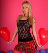 Dutch hottie Liliane Tiger gets naked and naughty