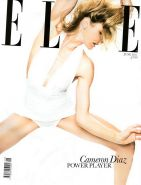 Cameron Diaz two hot photoshoots for June issues of Elle  Maxim