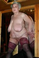 amateur grannies showing off their big boobs #67200210
