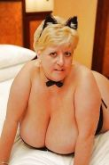 amateur grannies showing off their big boobs #67200230
