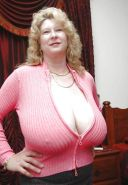 amateur grannies showing off their big boobs #67200289