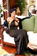 HUGE TITS 32G , Milf Deauxma in Vintage Outfit xx