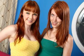 Hot Lesbians Pepper Kester And Marie McCray