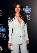 Busty Roselyn Sanchez bra peak at The PEOPLE Magazine Awards in Beverly Hills