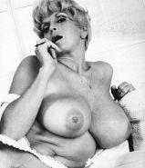 Busty vintage chick Candy Samples haven fucking hardcore