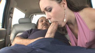 At Backseat Bangers we don't just cater to the men. Stephanie has spent many nig