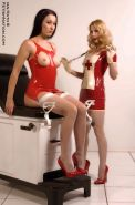 Kinky Medical Latex Sluts