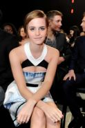 Emma Watson leggy  cleavy at the 2013 MTV Movie Awards in Culver City