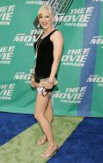 Anna Faris walking around completely nude