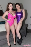 Sophie Dee and Sara Jay Together For the First Time