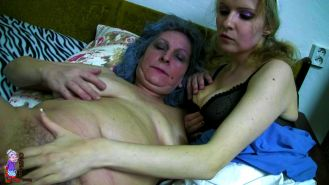 Hot old lesbiens with wife