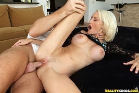 Super hot sexy big tits milf get rocked by the pool man hot hard milf sex cumfac
