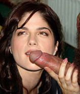 Selma Blair showing her pussy and tits and fucking hard
