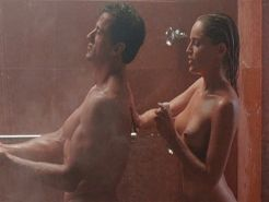 sharon stone nude and topless