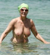 amateur grannies showing off their big boobs #67196026