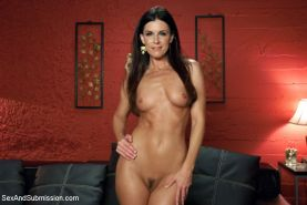 India Summer gets an intense sexual BDSM experience with Ramon