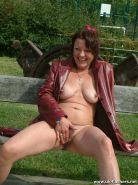 Nude in public crazyness and Outdoor public pissing by mature amateur babe Shaz  #78603237