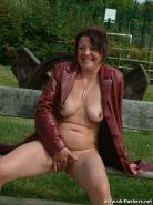 Nude in public crazyness and Outdoor public pissing by mature amateur babe Shaz  #78603240
