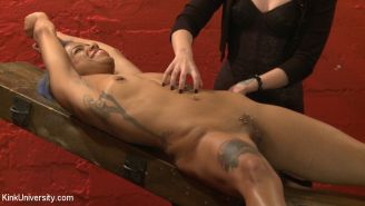 For the first time ever, Shae Flanigan shares her powerful and erotic Tickling t