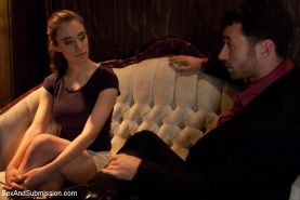 Iona Grace bound and fucked by shady dominant club owner