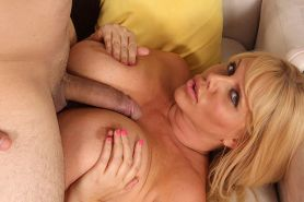 Busty Horny Stepmom Karen Fisher Need Some Help Asap From Her St