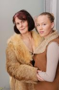 Horny old and young lesbian couple go wild #77195847