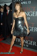 Halle Berry exposing tits and upskirt mini skirt pictures