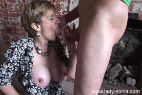 Lady Sonia Fucked By Stranger in public