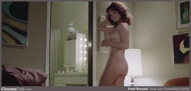 Italian cult actress Femi Benussi nude from a vintage movie #75159052