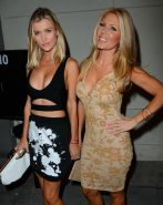 Joanna Krupa and Gretchen Rossi showing their huge boobs