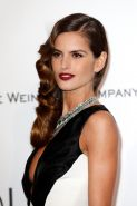 Izabel Goulart showing huge cleavage at amfARs 22nd Cinema Against AIDS Gala in