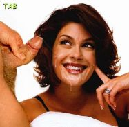 Teri Hatcher showing her pussy and tits and fucking hard