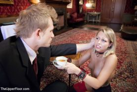 When House slave Zoey Monroe's service disappoints, she is taken to Device Bonda
