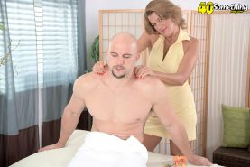 Mature anal pictures with massage