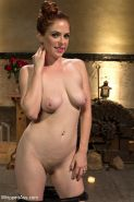 Penny Pax in le dragon rouge is bound and straponed by lezdom Mona Wales