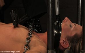 Two lesbian Mistress dominated vute slave girl