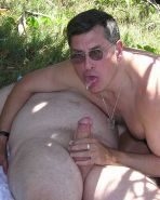 Hairy bear bfs posing and jerking off cock gallery 2