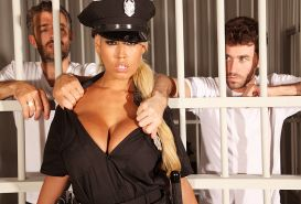 Bridgette is a corrupt and psychotic prison guard at a maximum security penitent
