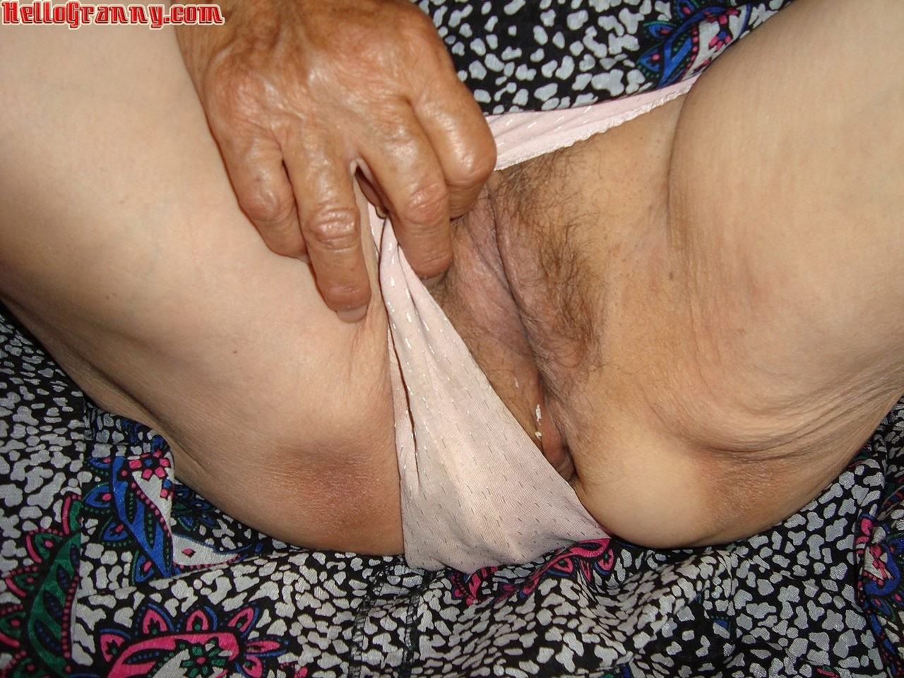 Old pussy granny with big panties #67215218