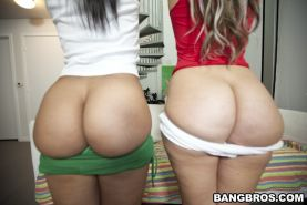 Thousands of amateur girls with big round butts