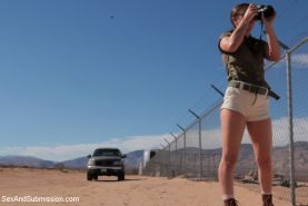 Operation Desert Anal: Two Beautiful Sexy Girls Brutally Fucked!
